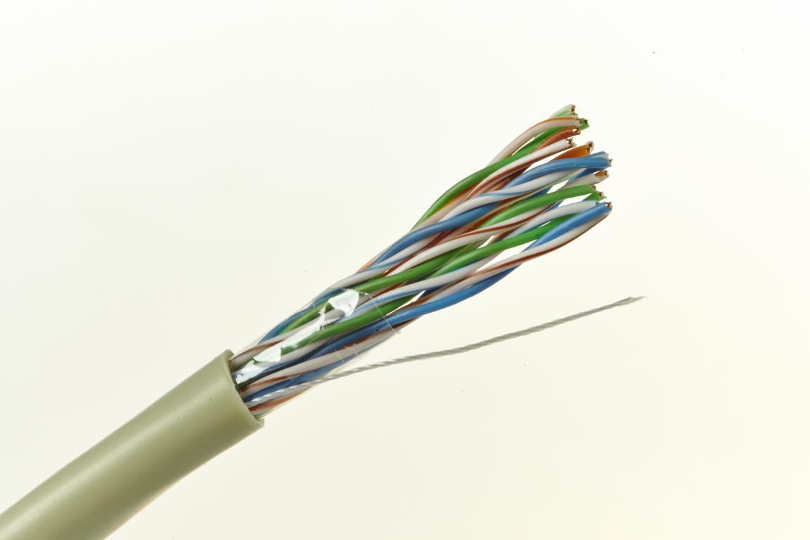 Кабель UTP 10х2 в/пара 5 категории IT CONNECT
