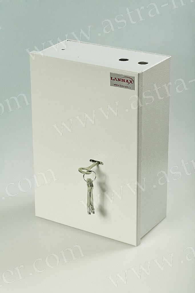 Ящик антивандальный малый 330Х230Х125