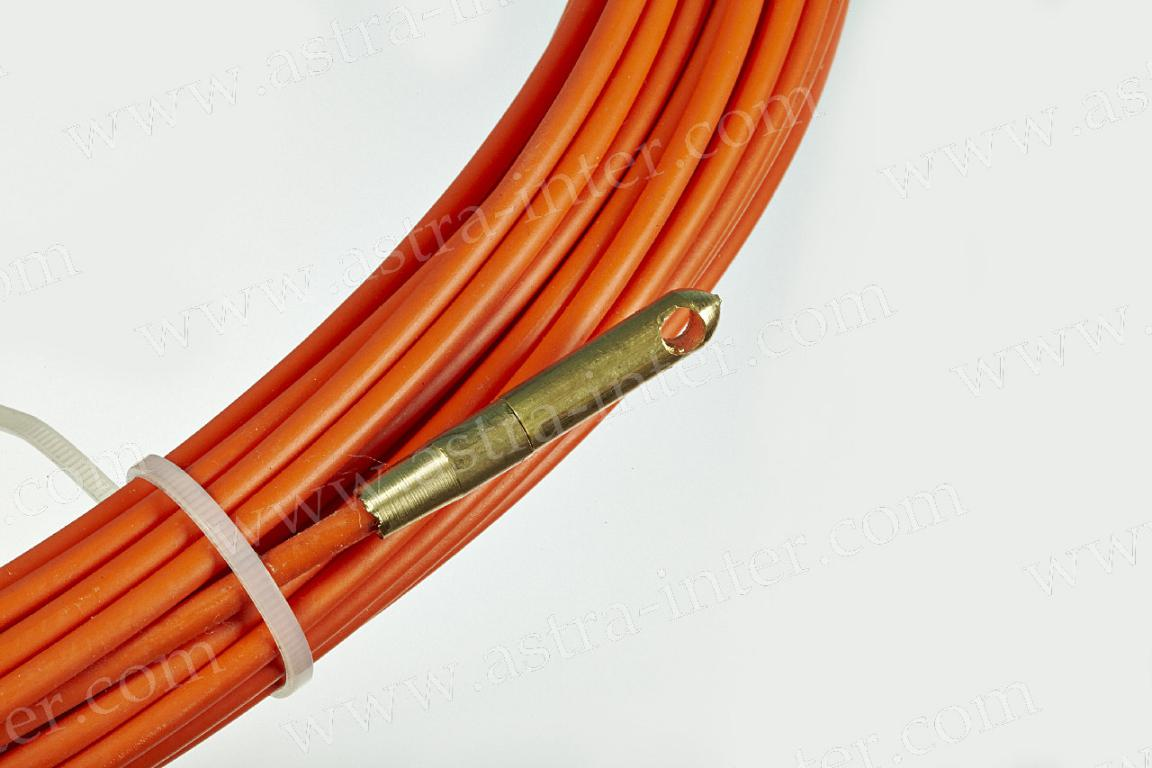 Мини-УЗК стеклопруток D=3,5mm 50м. в бухте