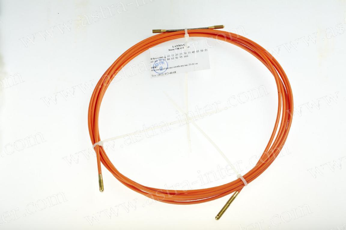 Мини-УЗК стеклопруток D=4,5mm 3м. в бухте