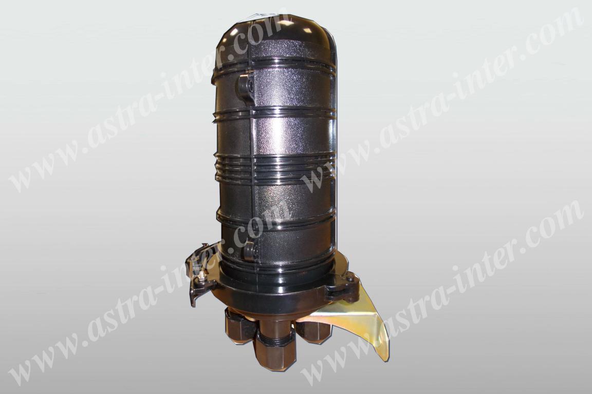 Муфта на  96 оптич. волокон, тупиковая, GPJ-O механическая герметизация