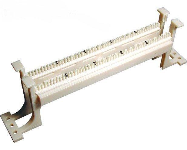Кросс панель тип 110, настенная 50 пар