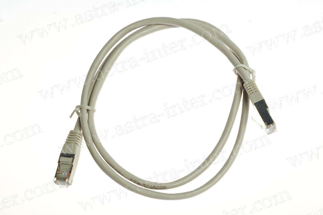 Патч-корд RJ-45 кат.5е LANMAX® FTP 1 м