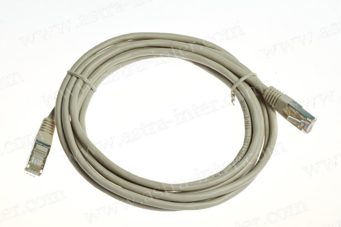 Патч-корд RJ-45 кат.5е LANMAX® FTP 3 м