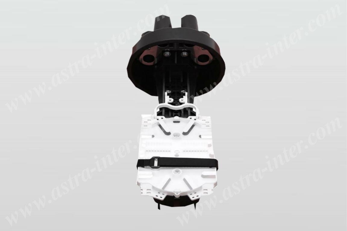 Муфта оптическая МТОК-Б1/216-1КТ3645-К-44 (проволочная броня, транзит)