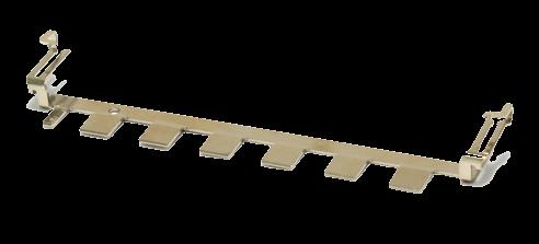 Шина заземления 2/8 x abs для установки ComProtect