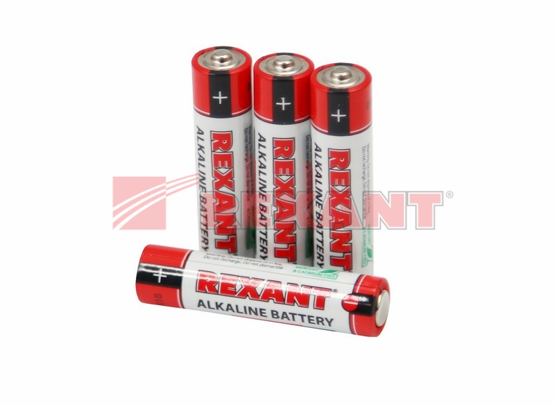 Алкалиновая батарейка AAA/LR6