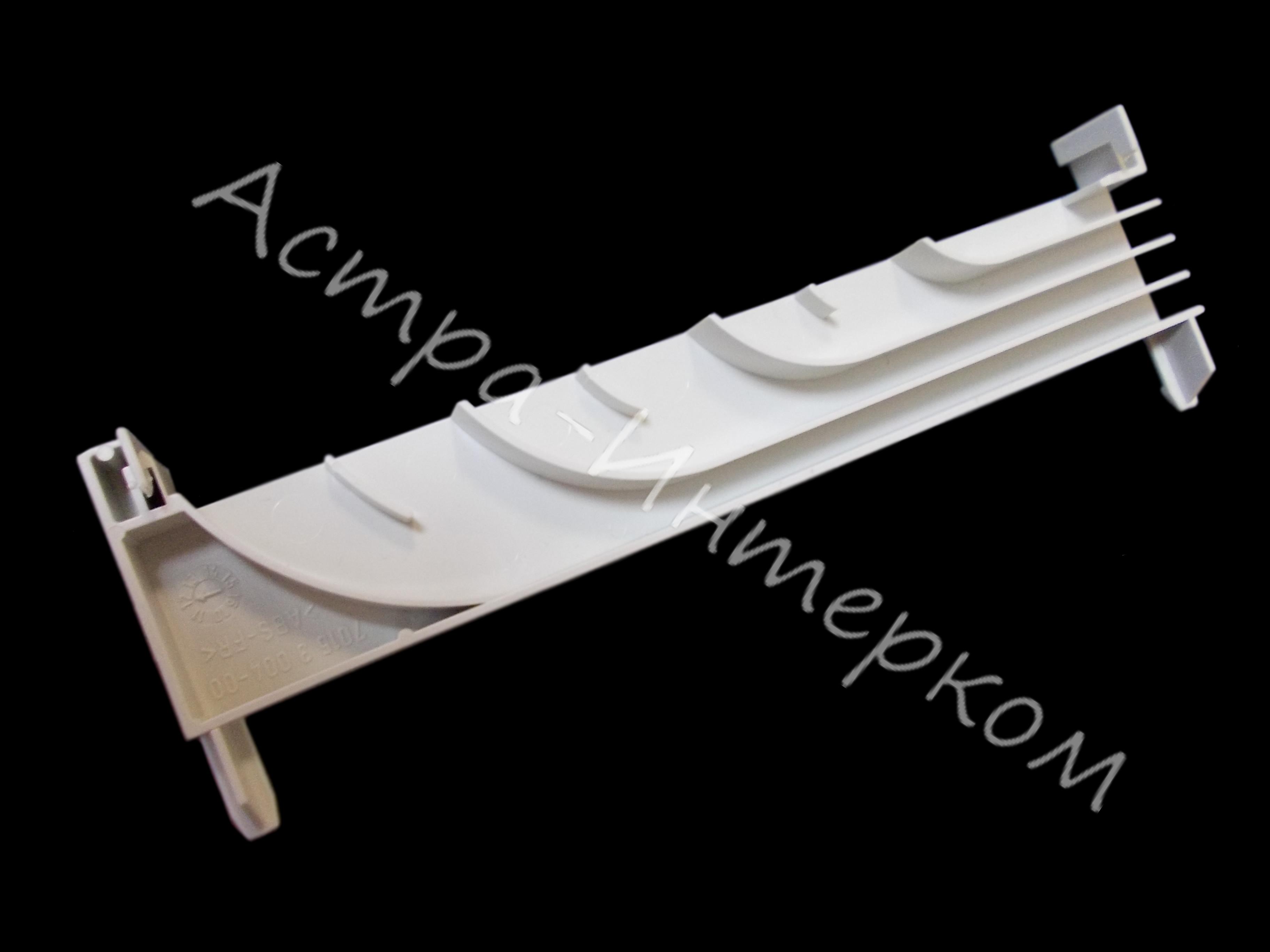 Приспособление для ввода кроссировочных проводов слева, для плинтов 2/8х3, 1 шт.
