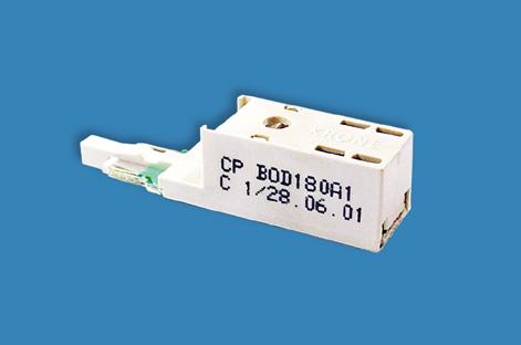 Штекер комплексной защиты для 1 пары ComProtect 2/1 СР BOD 180 А1, 1 комплект = 10 шт.+ 1 шинa заземления 2/10
