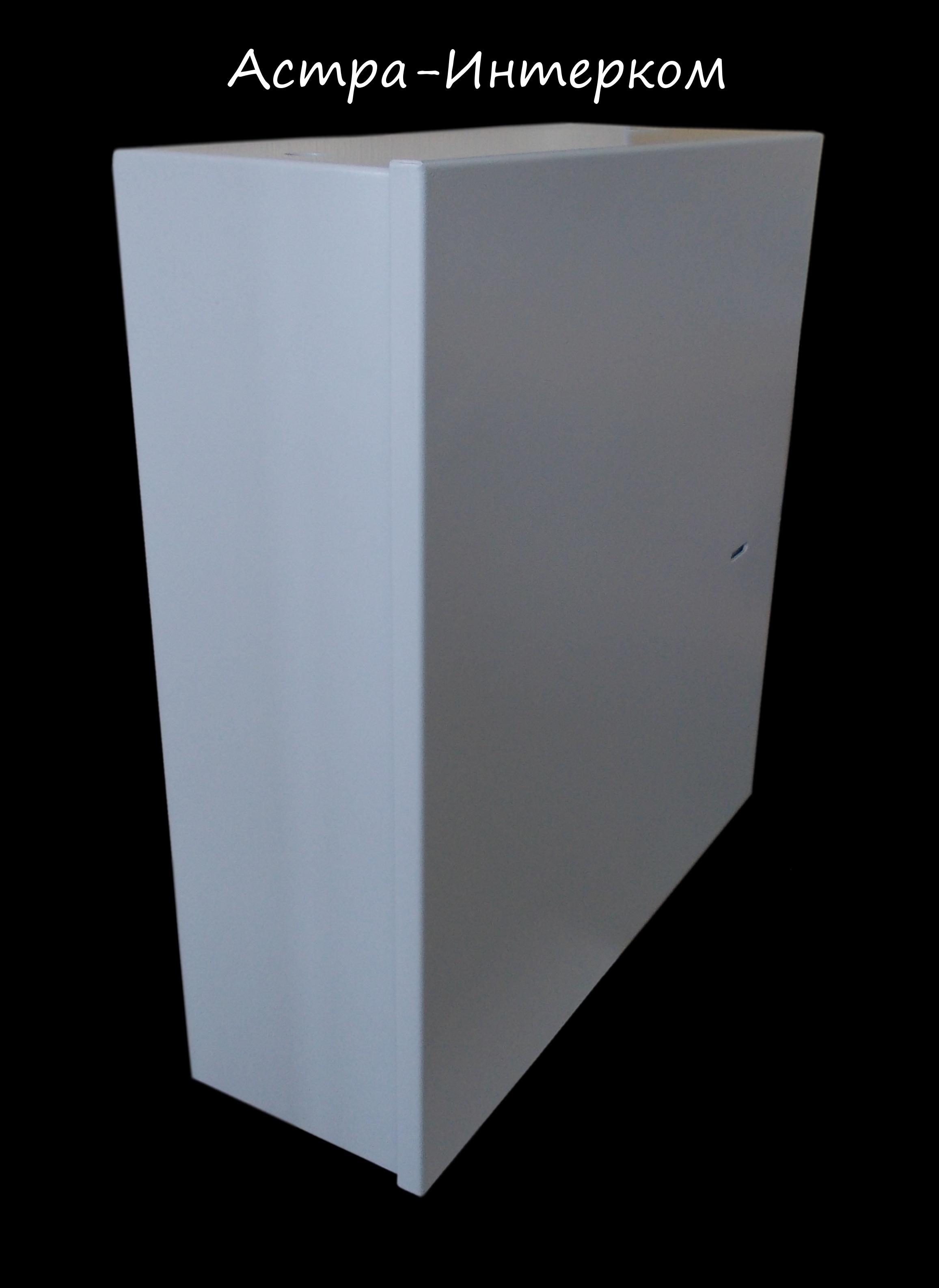Ящик антивандальный средний 460Х500Х150