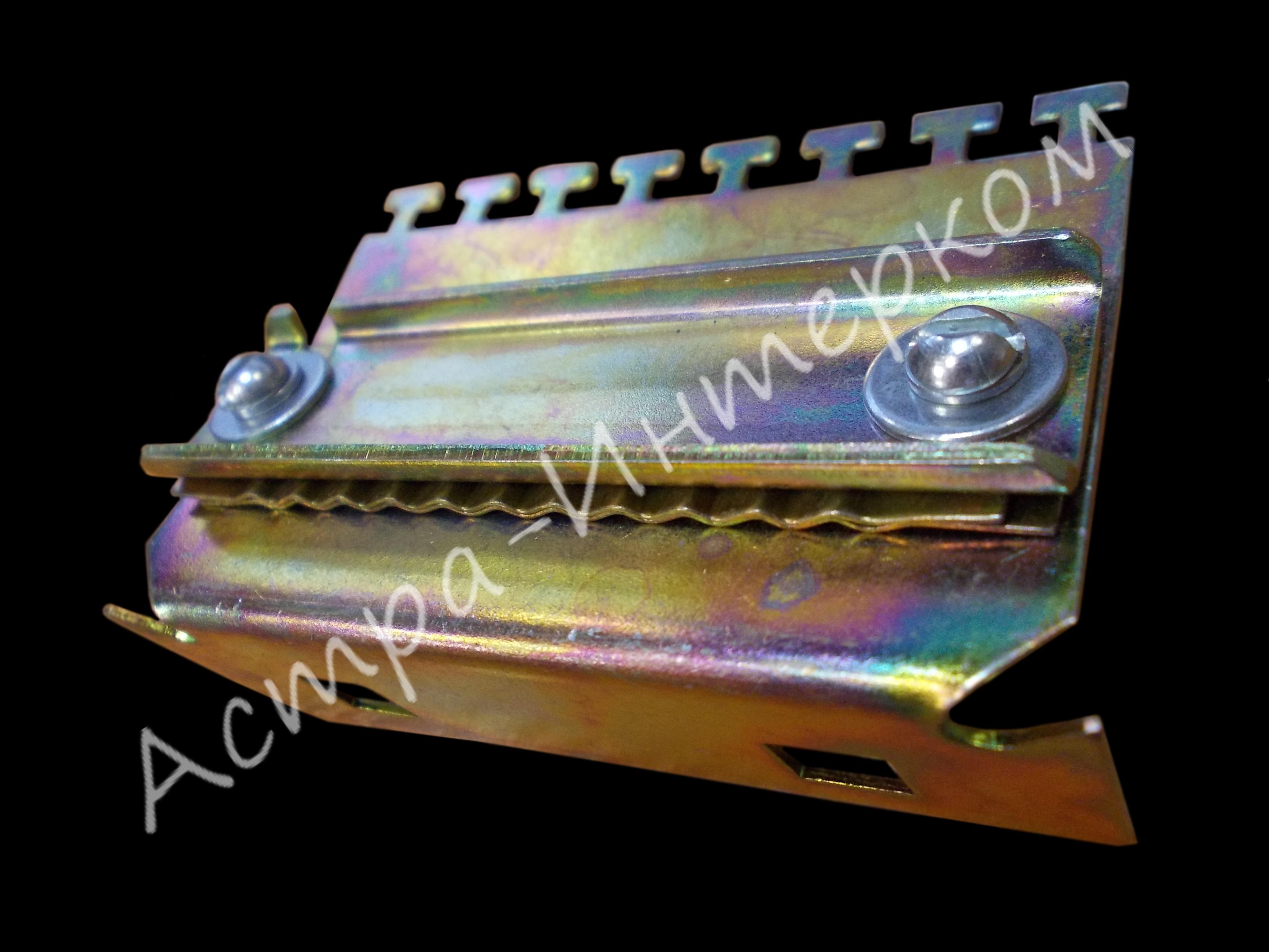 Скоба 2/8x3 для приема и крепежа кабеля, универсальная, к-т - 1 шт.