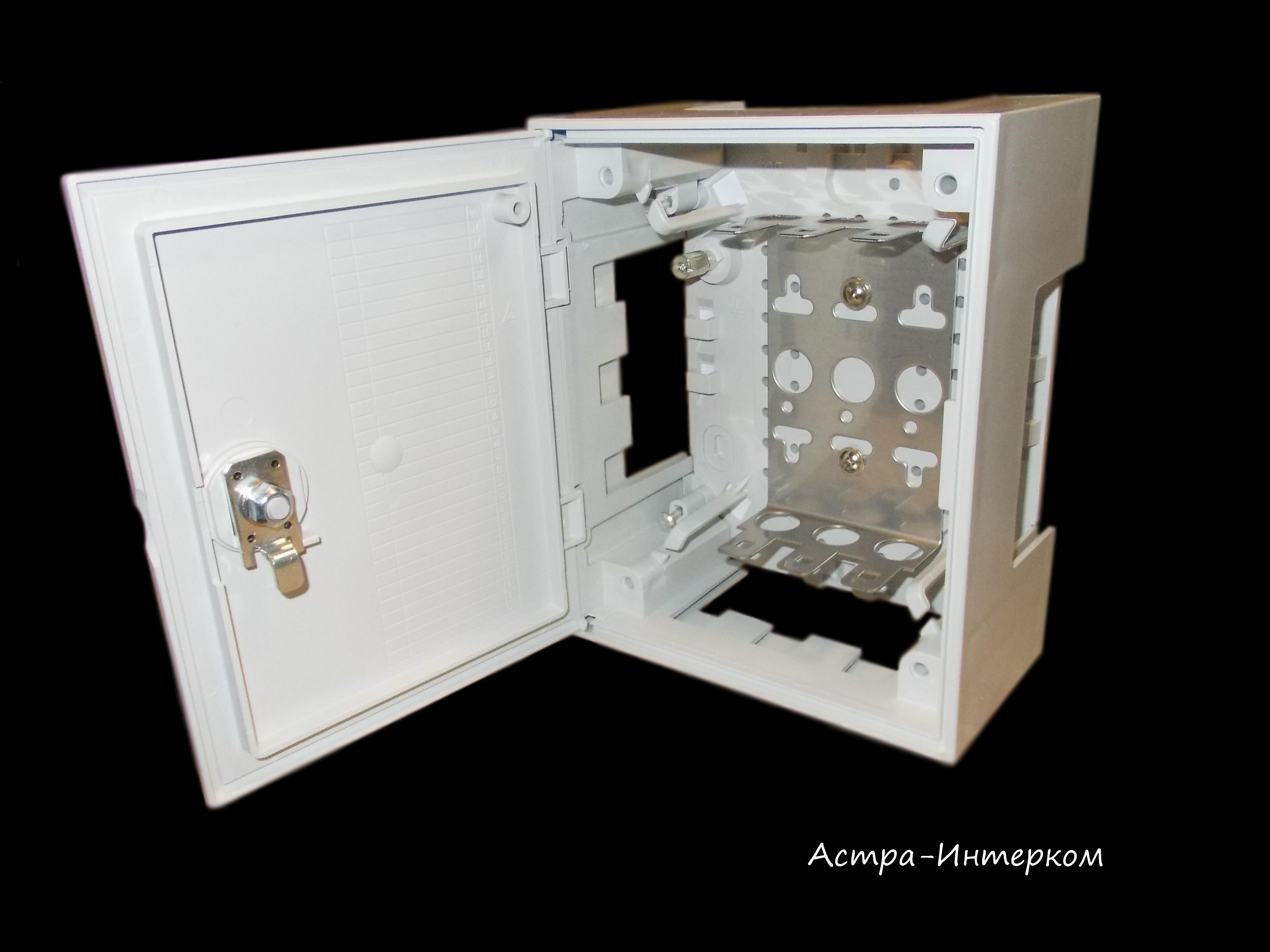 Бокс KRONECTON Box I на 30 пар с монетной поворотной задвижкой