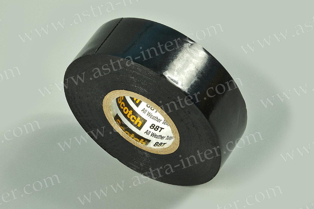 88Т Скотч лента виниловая, 19 мм х 10.8 м
