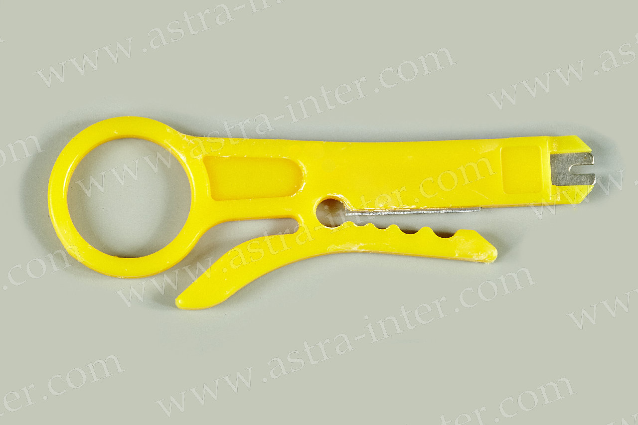 HY-318 Инструмент для заделки витой пары MINI