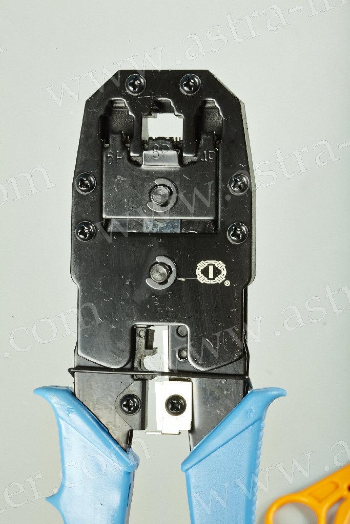 HT (TL)-315 Клещи обжимные 8P-8C, 6P-4C, 4P-4C