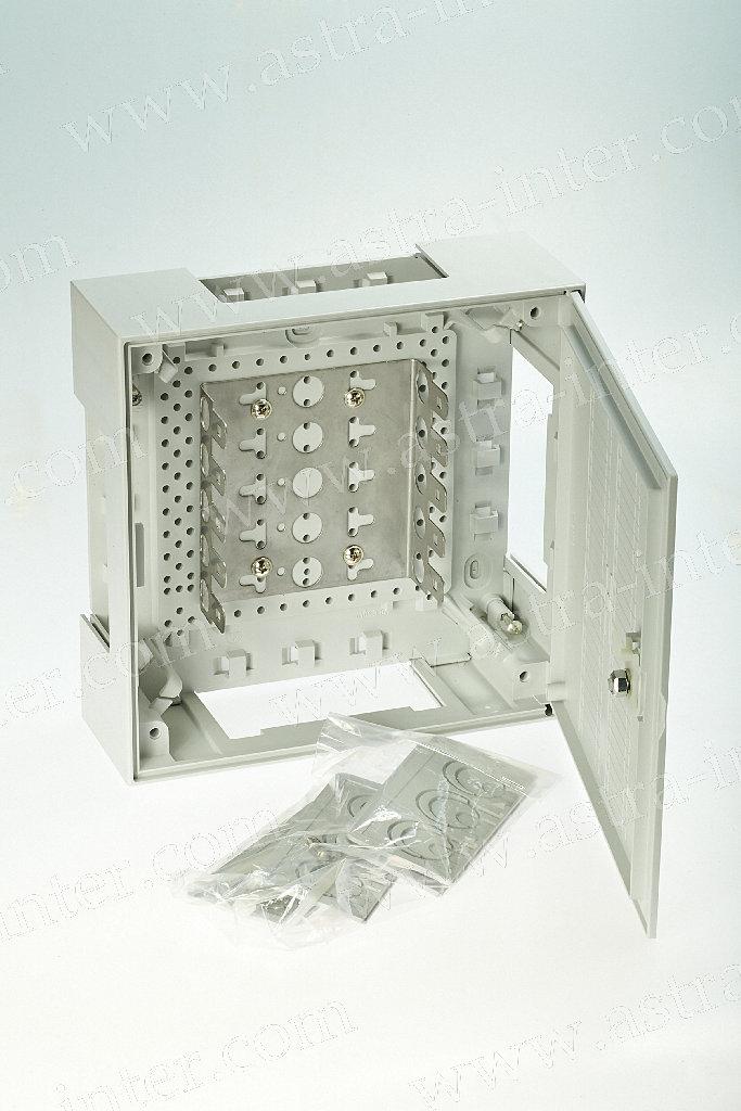 Бокс KRONECTION BOX II на 50 пар с монетной поворотной задвижкой