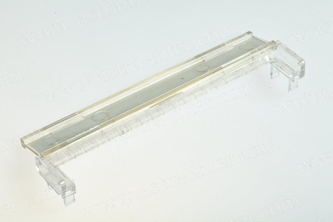 Откидная рамка для таблички 2/10 (аналог 6089 2 015-01)