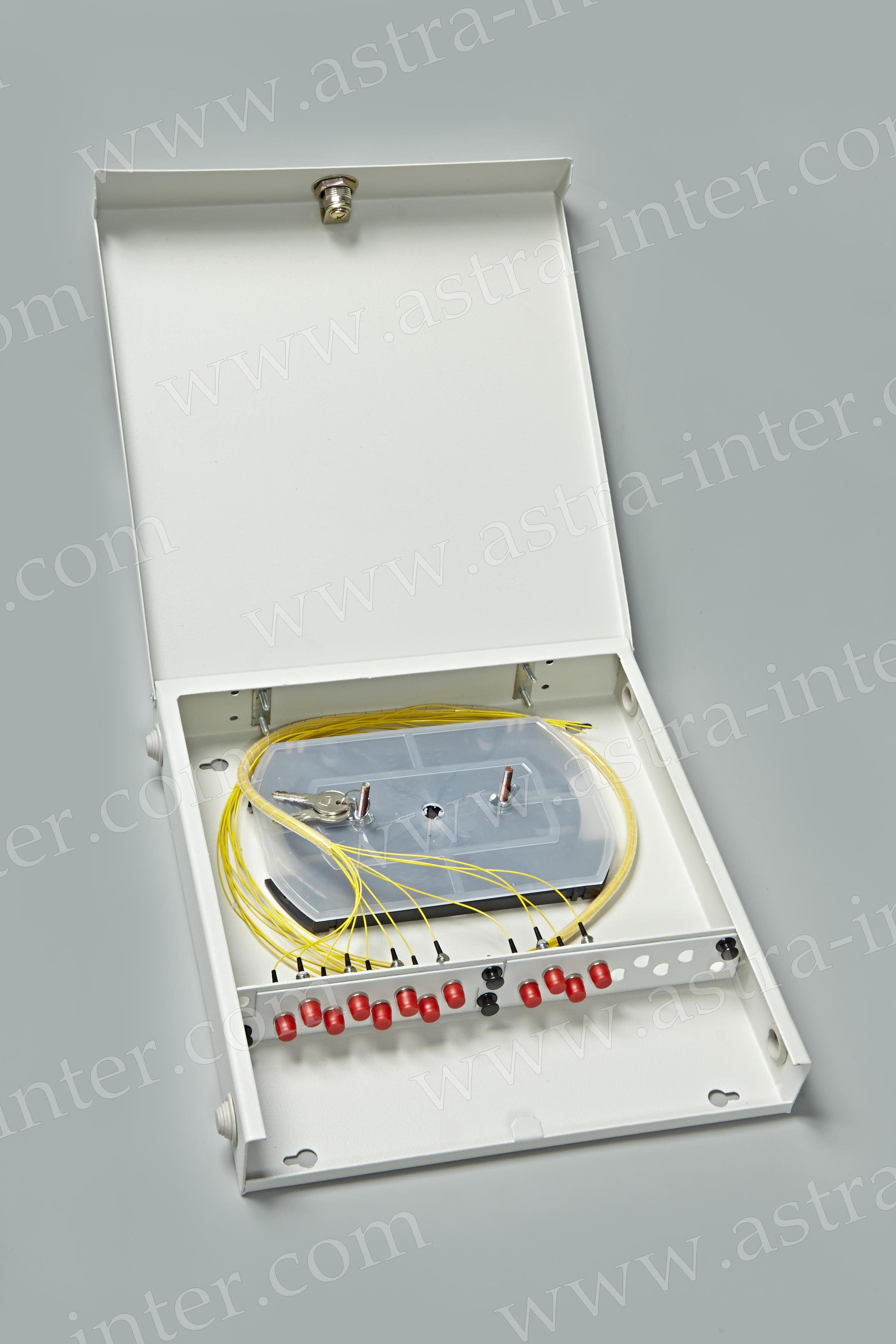 Оптический кросс настенный FC-12