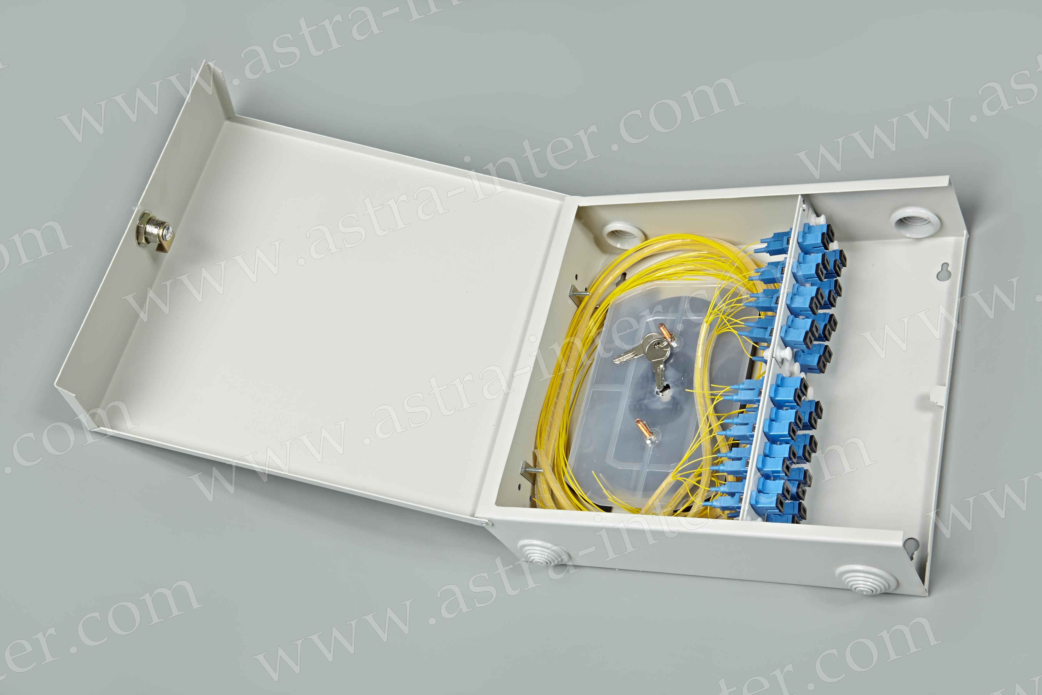 Оптический кросс настенный SC-32
