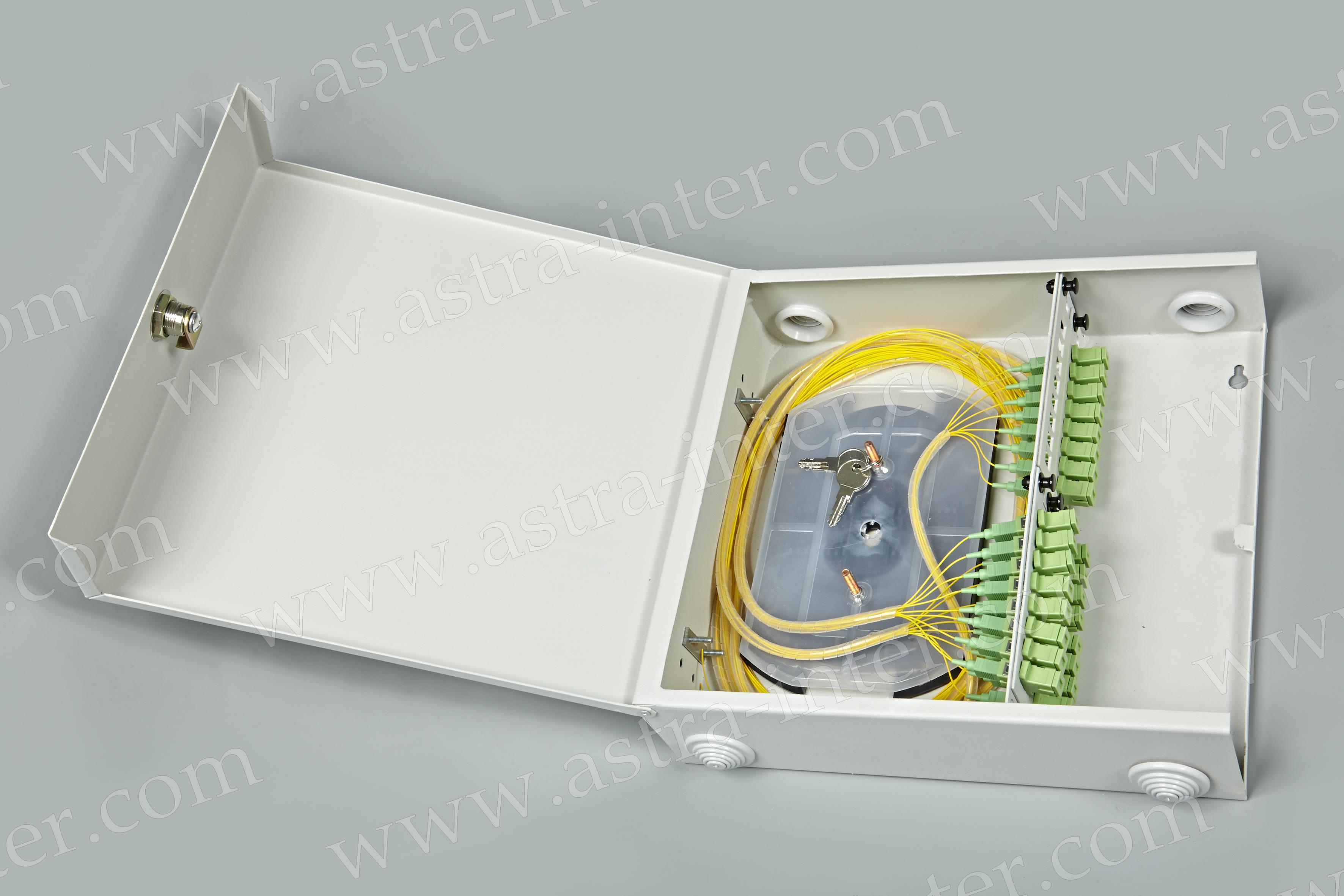 Оптический кросс настенный SC-24