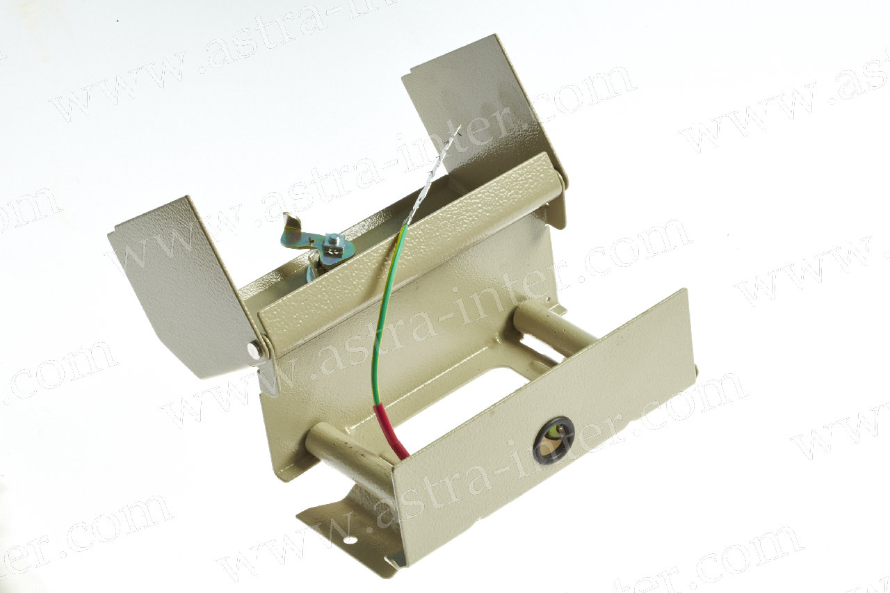 4. КРТМ 2/50. Коробка распределительная под установку 50 плинтов типа KRONE. Металл.