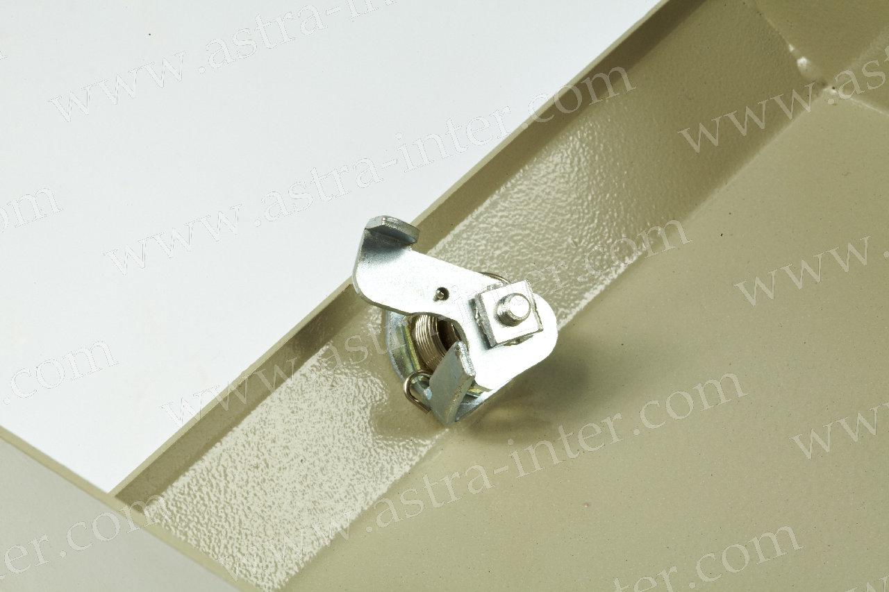 4. КРТМ 2/50. Коробка распределительная под установку 5 плинтов тип KRONE. Металл.