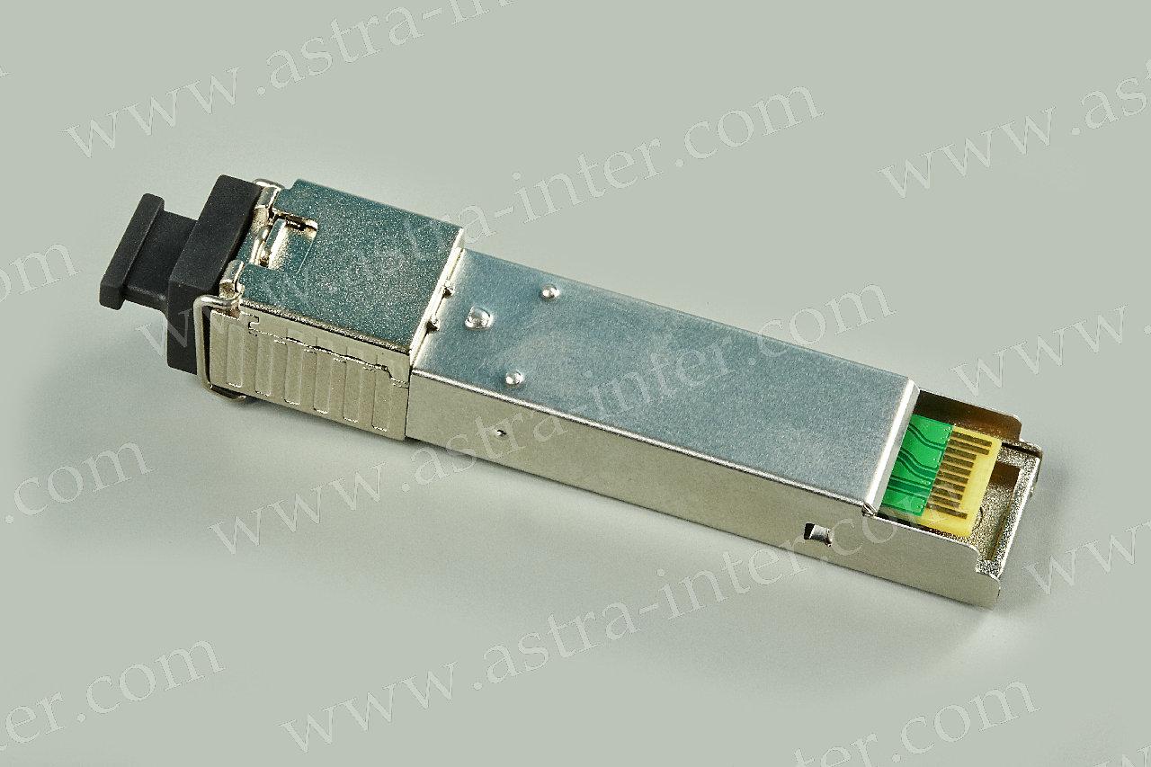 Модуль оптический одноволоконный SFP-WDM-20 км- -1,25 Гб/с-SC