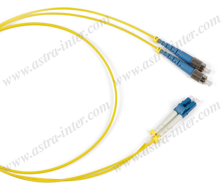 Патчкорд оптический многомодовый FC-LC (MM) 1м