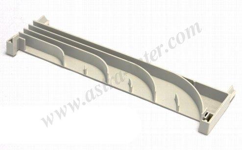Приспособление для ввода кроссировочных проводов справа, для плинтов 2/8х3, 1 шт.