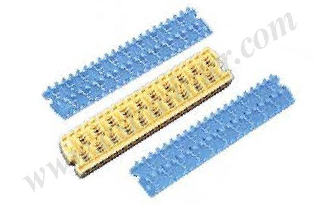 MS2 9705-10/TR соединитель подключения на 10 пар, жила 0.4 - 0.9 мм