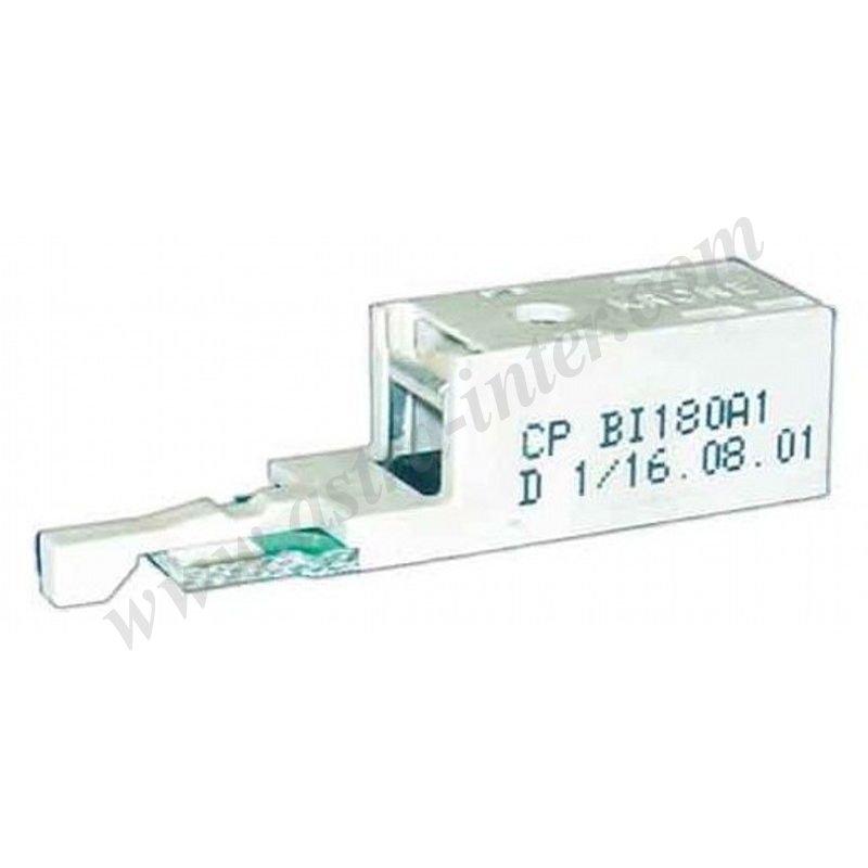 Штекер комплексной защиты ComProtect 2/1 СР BI 70 А1, 1 комплект = 10 шт.+ 1 шинa заземления 2/10
