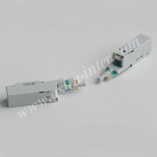 Штекер комплексной защиты (по току и по напряжению) для 1 пары ComProtect 2/1 СР HGВ 180А1-S1