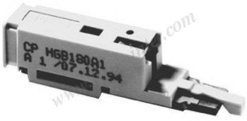 Штекер комплексной защиты ComProtect 2/1 СР BI 12 А1, 1 комплект = 10 шт.+ 1 шинa заземления 2/10